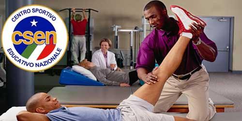 CSEN BRINDISI Corso Massaggio Olistico